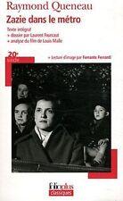 Zazie Dans Le Metro by Raymond Queneau (Paperback, 2012)