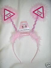 Bride to Be Bopper in Pink Weddings Hen Night Accessories Fun Parties 29302