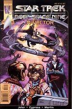 Star Trek Deep Space Nine N-Vector #3 of 4 comic book TV show Wildstorm