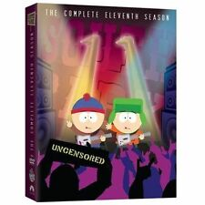 SOUTH PARK SEASON 11 (DVD, 2008, , 3 Disc Set, ORIGINAL THICKER BOX)