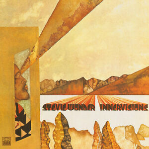 Stevie Wonder - Innervisions [New Vinyl LP] UK - Import