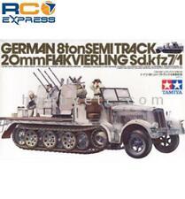 Tamiya 1/35 German 8T Half Track Sdkfz 7/1 TAM35050
