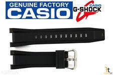 CASIO G-SHOCK G-Steel GST-210B Black Rubber Watch Band GST-S100G GST-S110