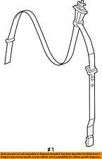 CHRYSLER OEM Rear Seat Belts-Outer Belt Right ZV721X9AC
