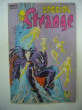 SEMIC MARVEL COMICS SPECIAL STRANGE N° 68 MAI 1990 TRES BON ETAT