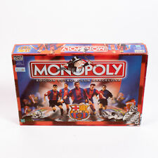 Barcelona 1999 Football Monopoly Spanish edición en español - Contents SEALED