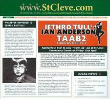IAN ANDERSON (JETHRO TULL) - TAAB2: THICK AS A BRICK 2 [CD/DVD] [SPECIAL EDITION