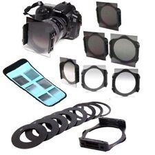 17 en 1 Conjunto de Filtro ND gradual de lente de camara digital para Cokin P4A4