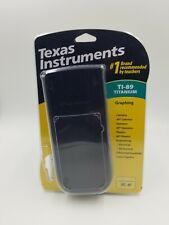 Texas Instruments Ti-89 Titanium Graphing Calculator - Black W Original Package