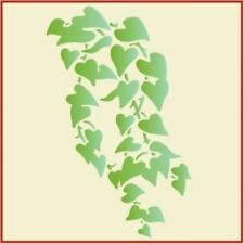 Philodendron - Tropical Plant - The Artful Stencil