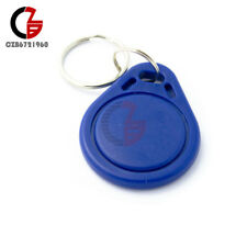 10PCS RFID IC Keyfobs Key Tags Token NFC TAG Keychain 13.56MHz for Arduino C