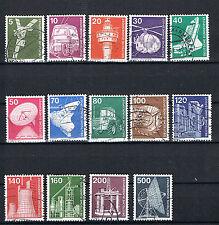 Gestempelte Briefmarken aus der BRD (1970-1979) mit Echtheitsgarantie