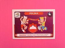 FIGURINE PANINI EURO 2012 - N. 30 POLSKA