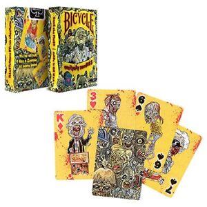 Everyday Zombie Deck - Bicycle Poker Spielkarten USPC Qualität