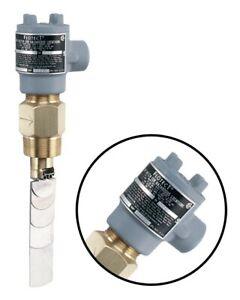Dwyer V4-2-U Flow Switch, Universal Vane, Brass