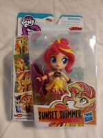 NEW My Little Pony Equestria Girls Minis Beach Collection Sunset Shimmer Doll