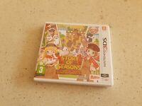 Story of Seasons: Trio of Towns Nintendo 3DS PAL