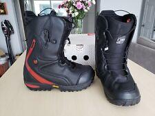 New listing ꙮ Men's Burton Driver X Snowboard Boots size 8.5