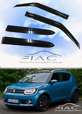 For Suzuki Ignis 16-20 Window Visor Vent Sun Shade Rain Guard Door Visor