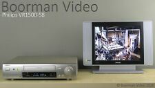 Philips VR1500-58 S-VHS