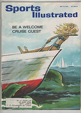 Sports Illustrated May 13 1963 Be a Welcome Cruise Guest