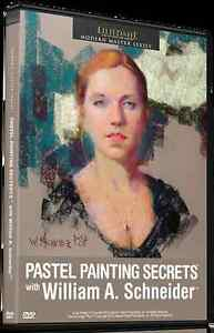 William A. Schneider: Pastel Painting Secrets - Art Instruction DVD