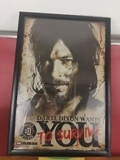 """WALKING DEAD, GAME OF THRONES & STEPHEN UNIVERSE THREE MOVIE POSTERS 24"""" X 34"""""""