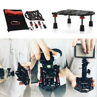 Camera Bracket Holder Quick Release Stable Flat Tripod Base for Gopro/SLR Camera