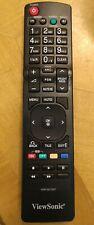 VIEWSONIC AKB72915297 TV Monitor Remote Control CDP4237-L CDP4737-L CDP5537-L