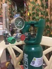 Portable Medical Oxygen w/ Bag for 5Lbs Tank w/ FREE Oxygen Regulator