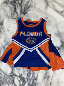 kids cheerleading outfit University of Florida 2T
