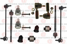 For Ford Escape 04 Suspension Steering Lower Ball Joints & Bushings Tie Rod Ends