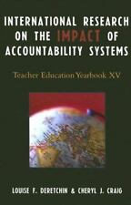 Teacher Education Yearbook Ser.: International Research on the Impact of...