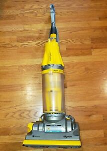 Dyson DC07 Standard Upright Vacuum Cleaner Yellow