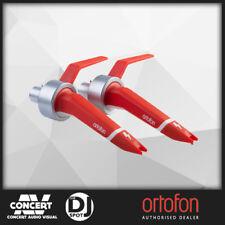 Ortofon Concorde MKII Digital Cartridge - Red/White (Twin Set)