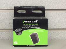 Enercell 50/2000-Watt Dual Power Foreign Travel Voltage Converter