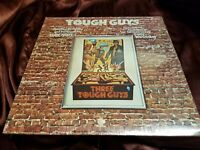 Tough Guys 1974 Soundtrack LP, SEALED!, Isaac Hayes, Original Pressing! New!