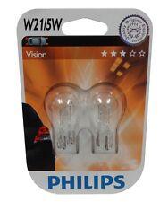 Philips 12066B2 Vision blister de 2 ampoules W21/5W 12V pour clignotant  - C2968