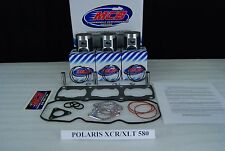 POLARIS 600 INDY XCR 600 XLT SP SKS MCB DUAL RING TOP END PISTON KIT - +0.020""