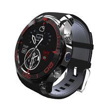 S11 Dual Core Bluetooth Smart Wrist Watch Android 5.1 Sport Tracker Watch Black