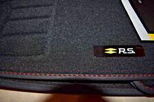 Juego 4 Alfombrillas Originales Renault Megane IV Renault Sport RS 280 CV