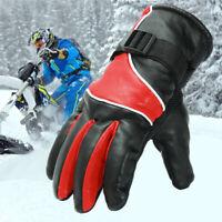 Motorradhandschuhe Fingerhandschuhe Sport Motorrad Heizung Beheizbare Handschuhe
