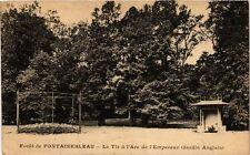 CPA  Forét de Fontainebleau-Le Tir á l'Arc de l'Empereur (Jardin Anglais(248696)