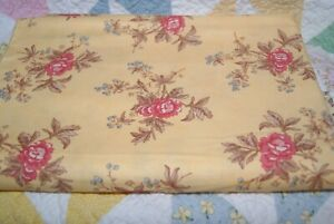 """3 Yards 6"""" Moda Lario  3 Sisters Quilt Fabric Remnant EOB OOP"""