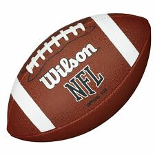 Wilson Official Size NFL Ball American Football