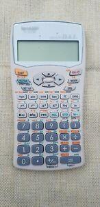 Sharp EL-531WH Advanced D.A.L. Scientific Calculator Maths Mathematics