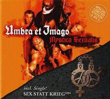 Umbra et imago Mystica sexualis/sex au lieu de guerre Limited 2cd BOX