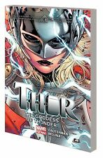 THOR VOL #1 GODDESS OF THUNDER TPB Jason Aaron Marvel Comics Collects #1-5 TP