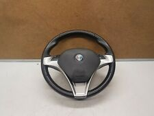 Alfa Romeo Mito Mk1 Multifunction Leather Steering Wheel  08/16