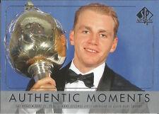Patrick Kane #103 - 2016-17 SP Authentic - Authentic Moments